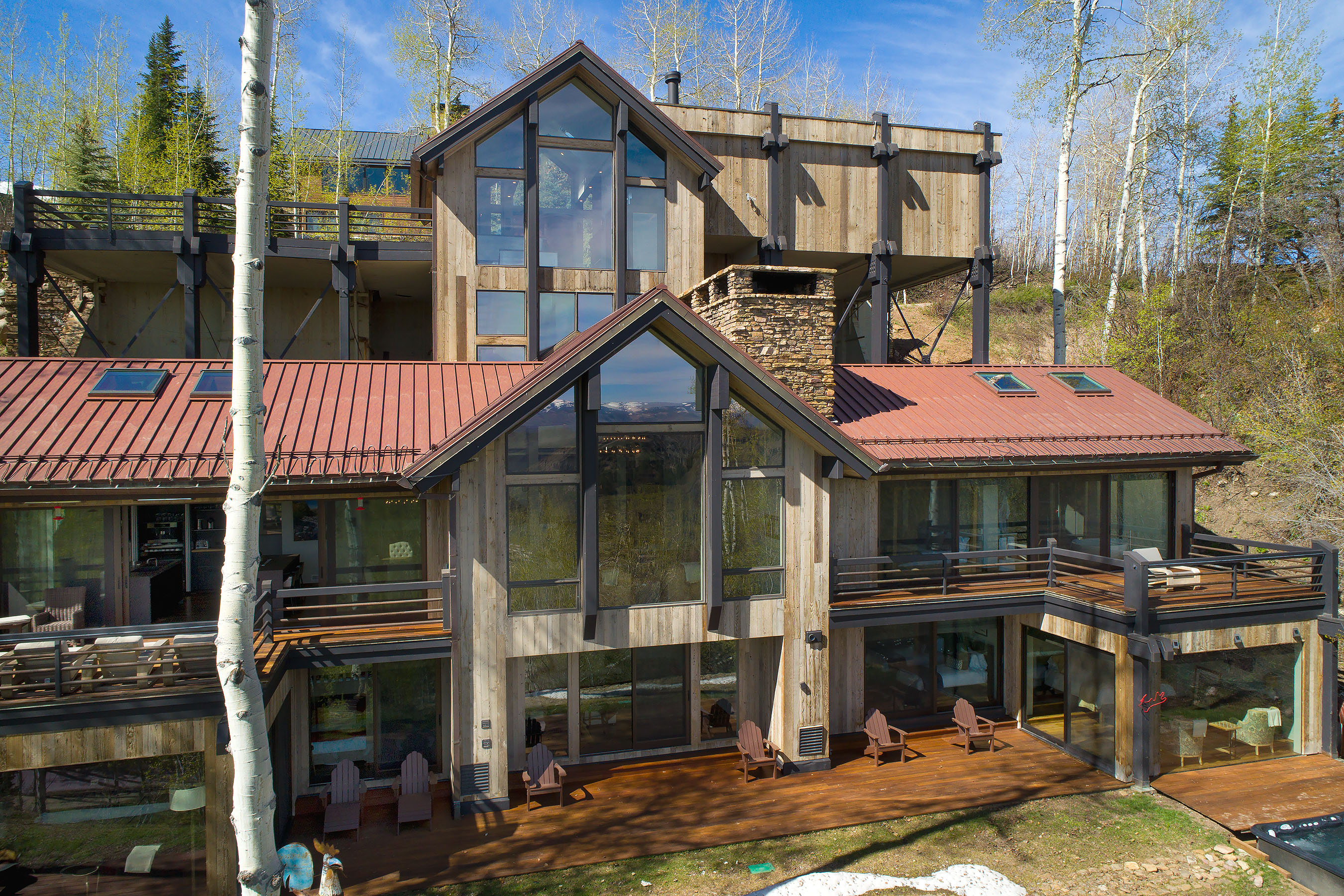 1581 Wood Road Snowmass Village Photo 3