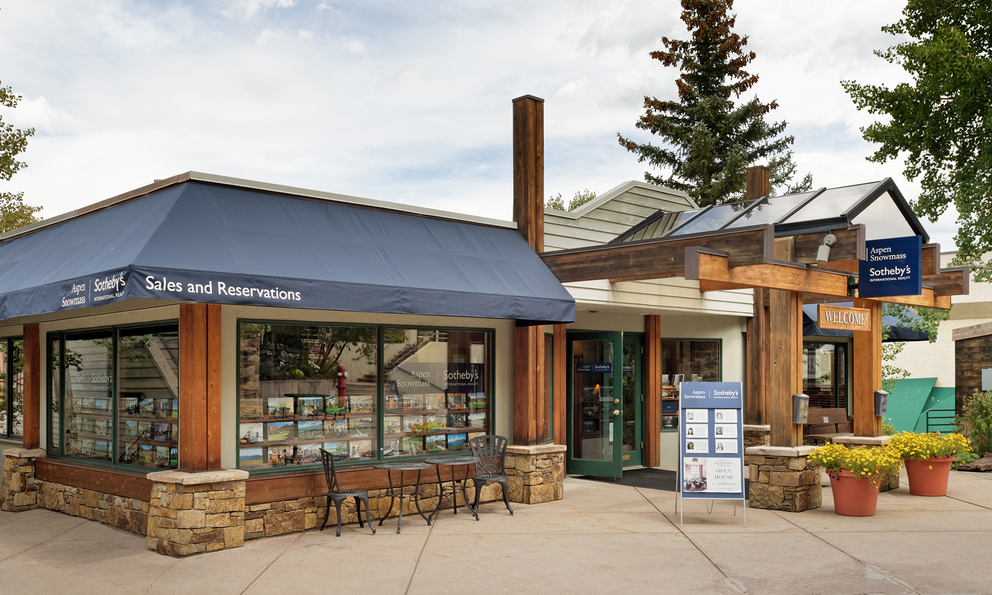 Snowmass Village Mall Office Aspen Snowmass