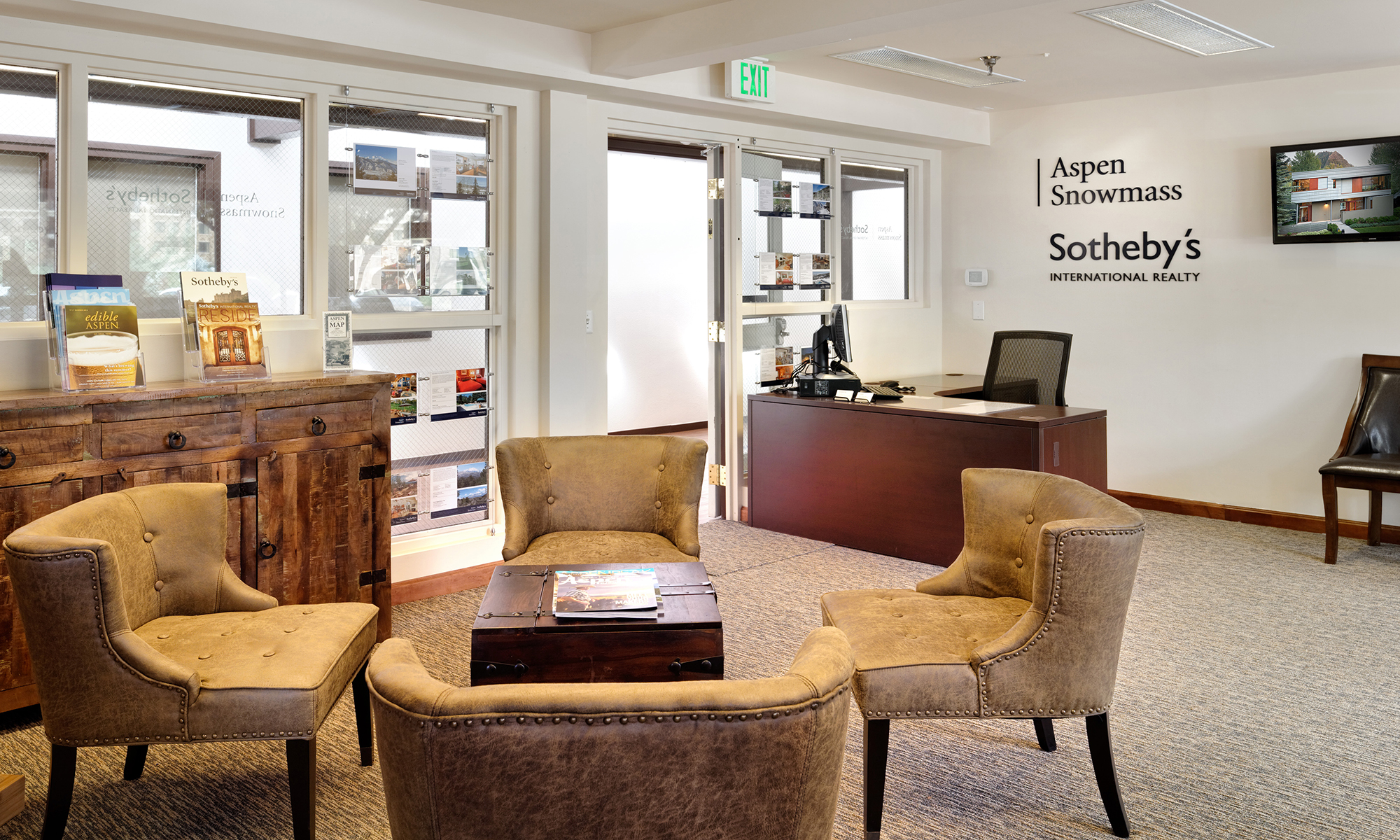 Snowmass Center Office Aspen Snowmass