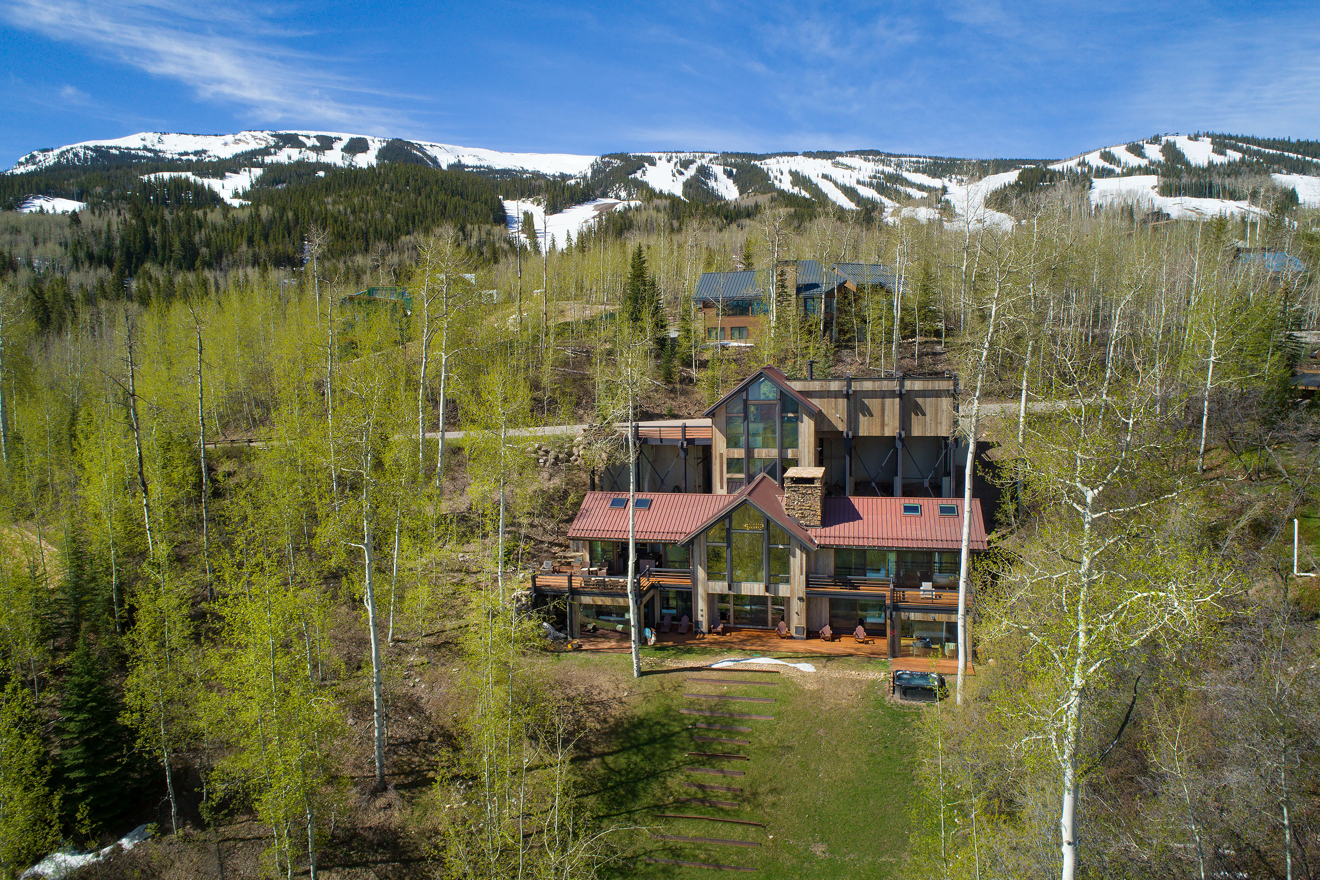 1581 Wood Road Snowmass Village Photo