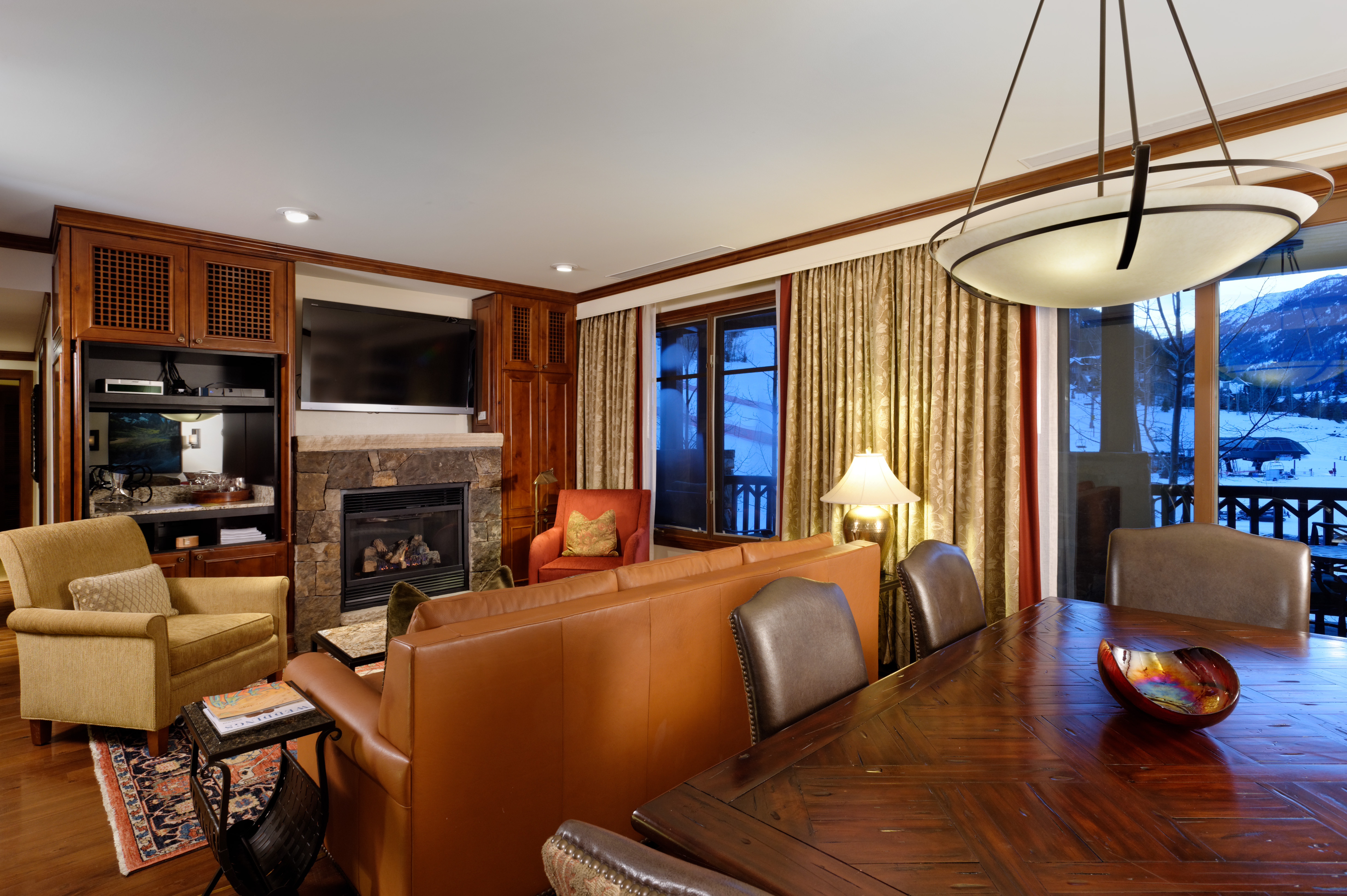 0075 Prospector Road, 8103, Summer Interest 10, Ritz-Carlton Club Fractional Condo Interest Aspen Photo 3