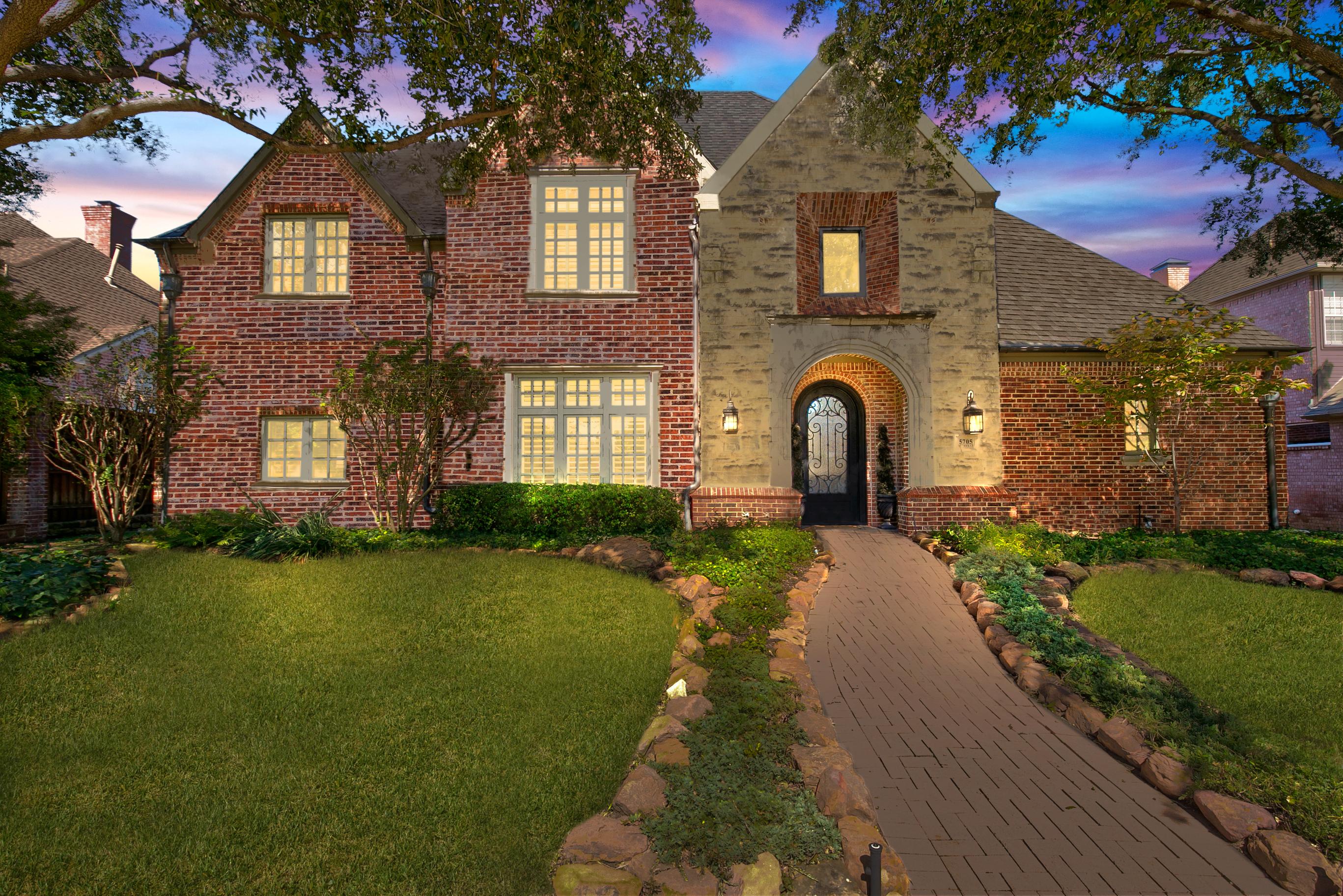 5705 Fredrick Court Plano Texas 75093 photo