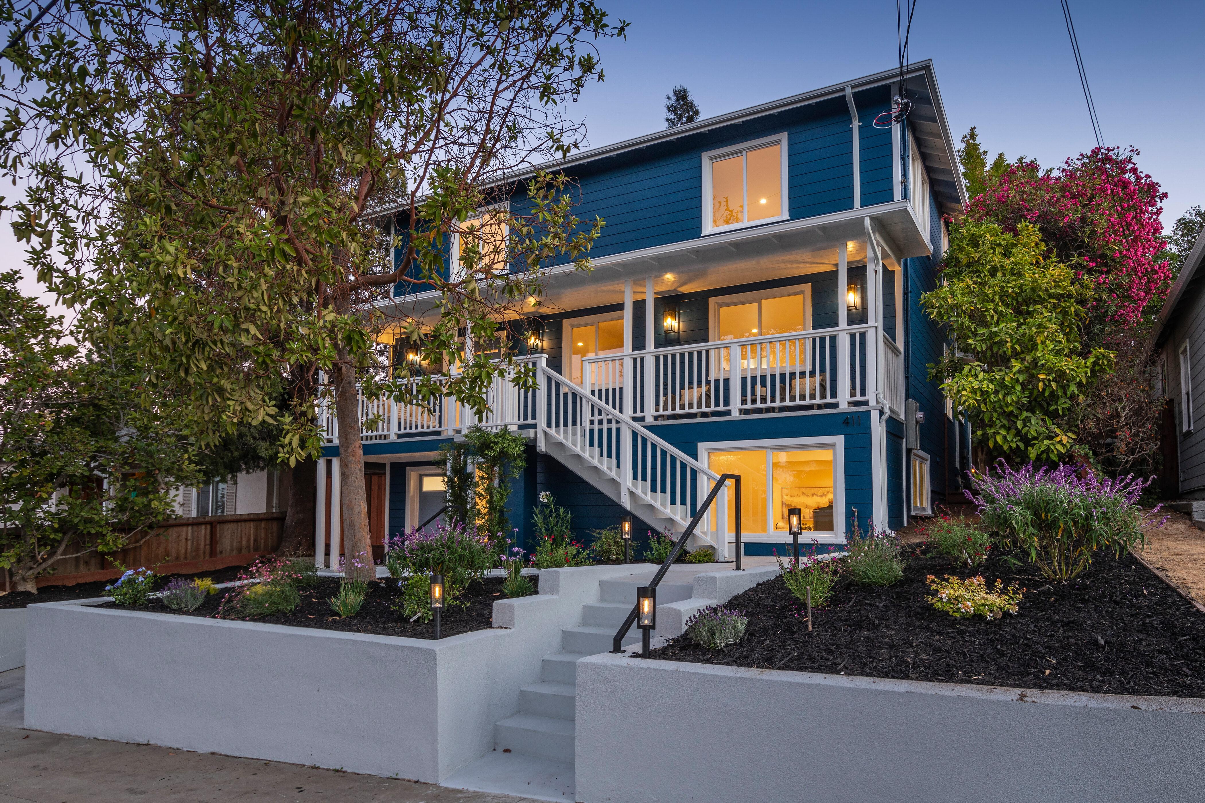 411 Ridge Road  San Carlos California 94070 photo