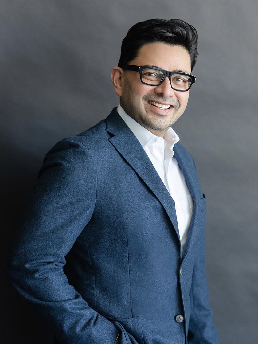 Dev Parikh