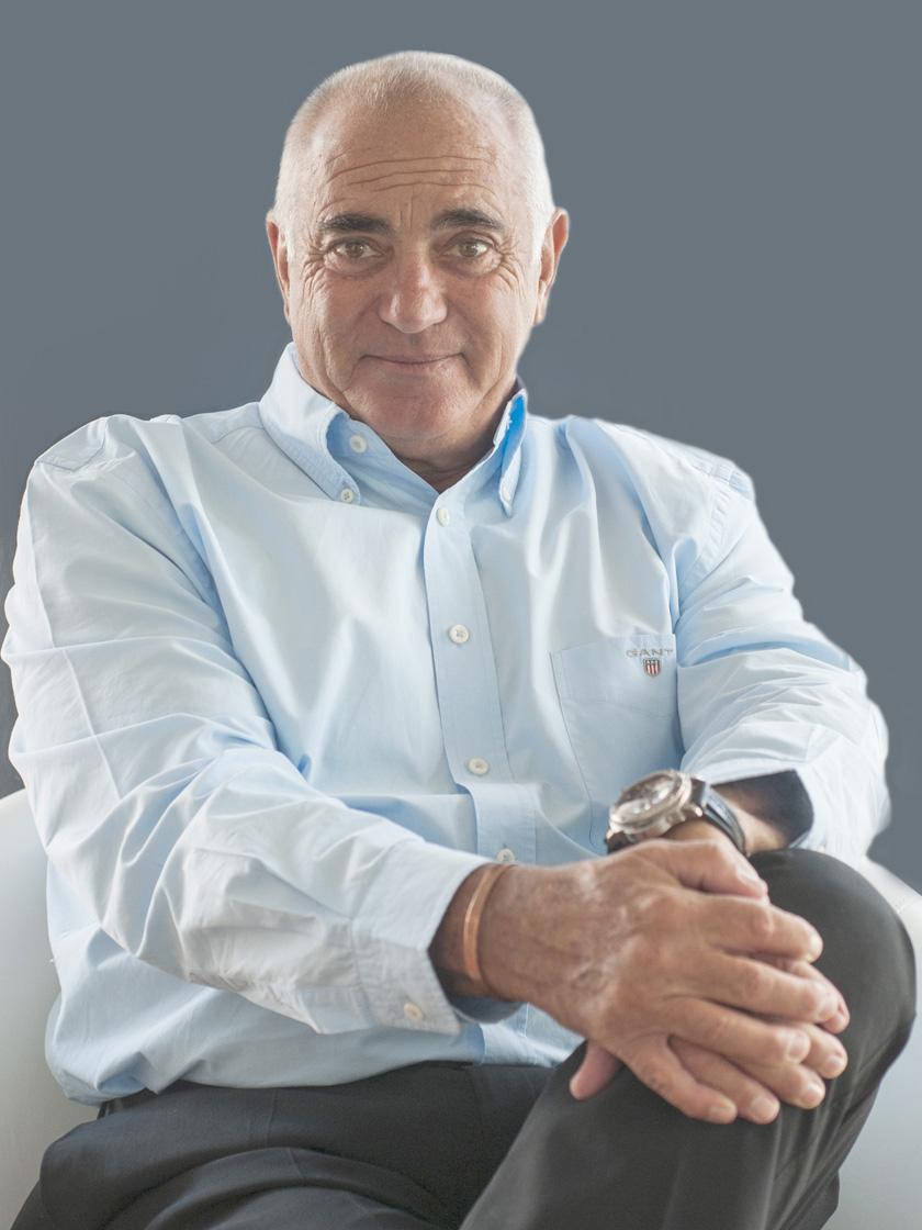 Lew Geffen