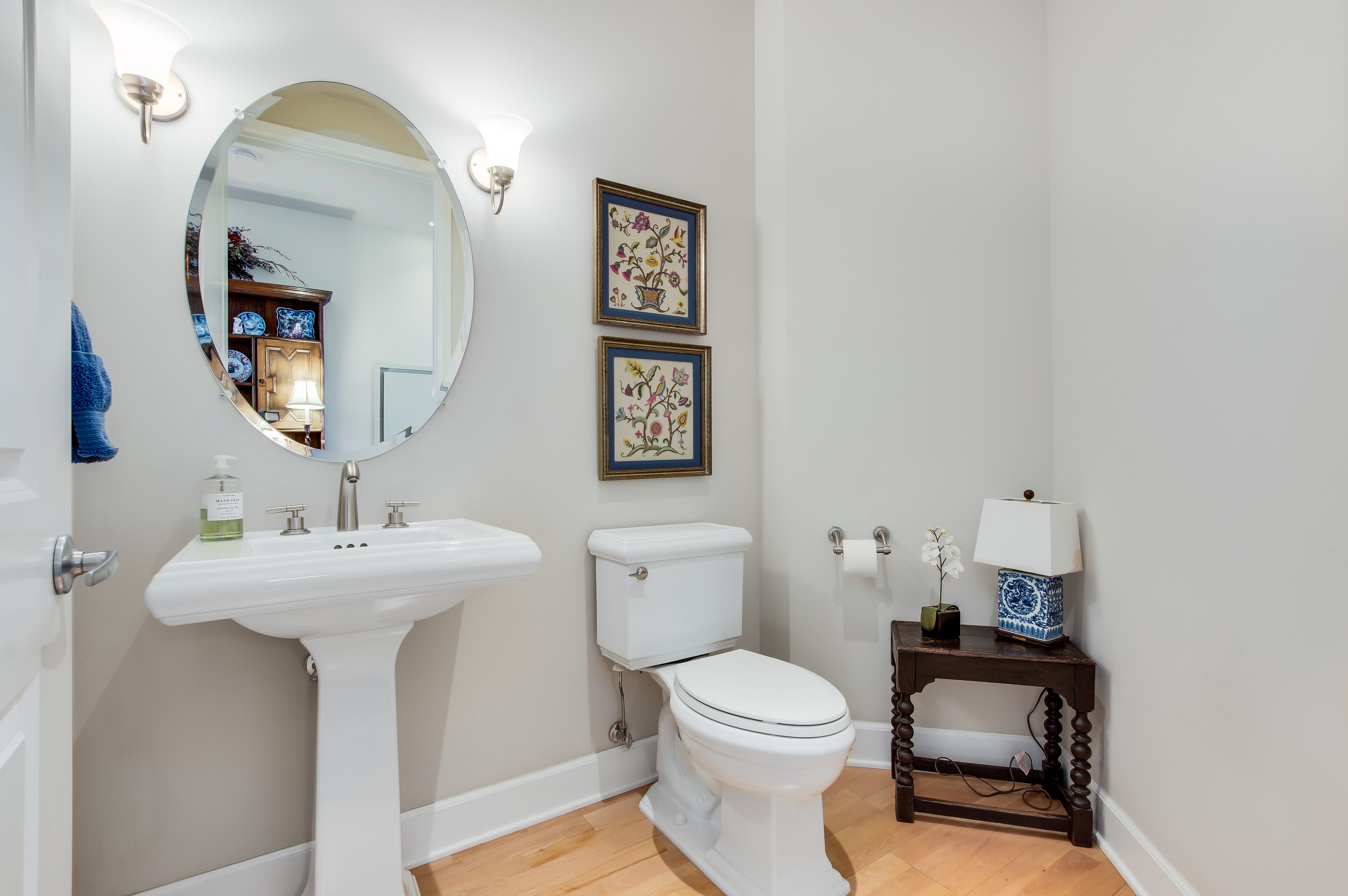 Denver Real Estate | View 2990 E 17th Avenue #2407 | 2990 E 17th Ave 2407 Denver CO-print-039-065-Powder Room-4200x2793-300dpi