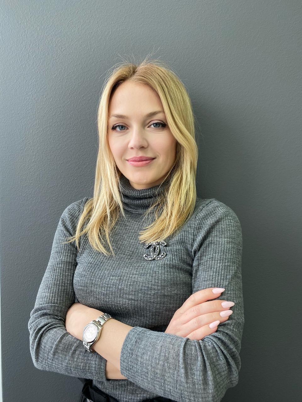 Svitlana Tereshchenko