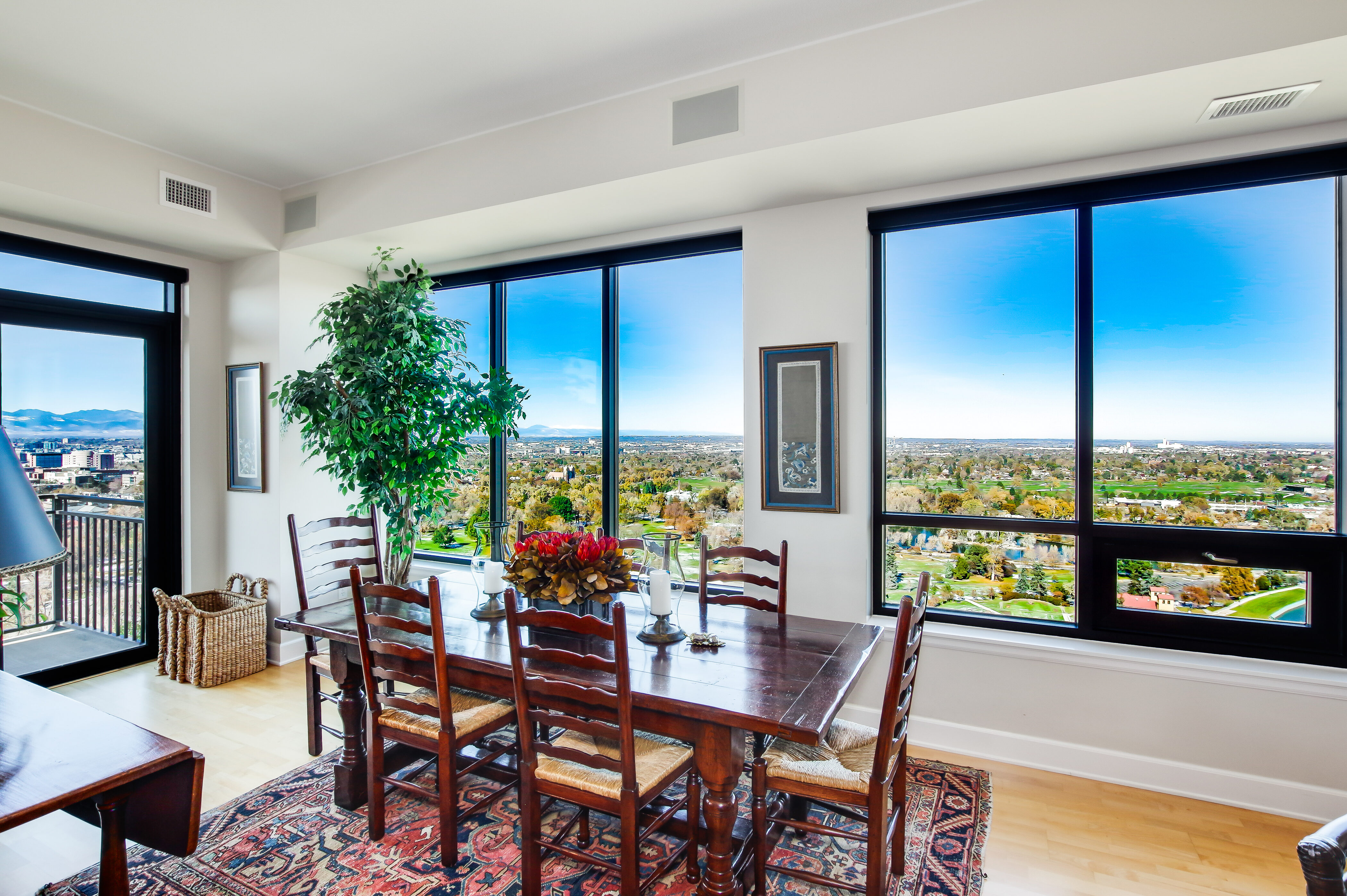 Denver Real Estate | View 2990 E 17th Avenue #2407 | 2990 E 17th Ave 2407 Denver CO-print-012-078-Dining Room-4200x2793-300dpi