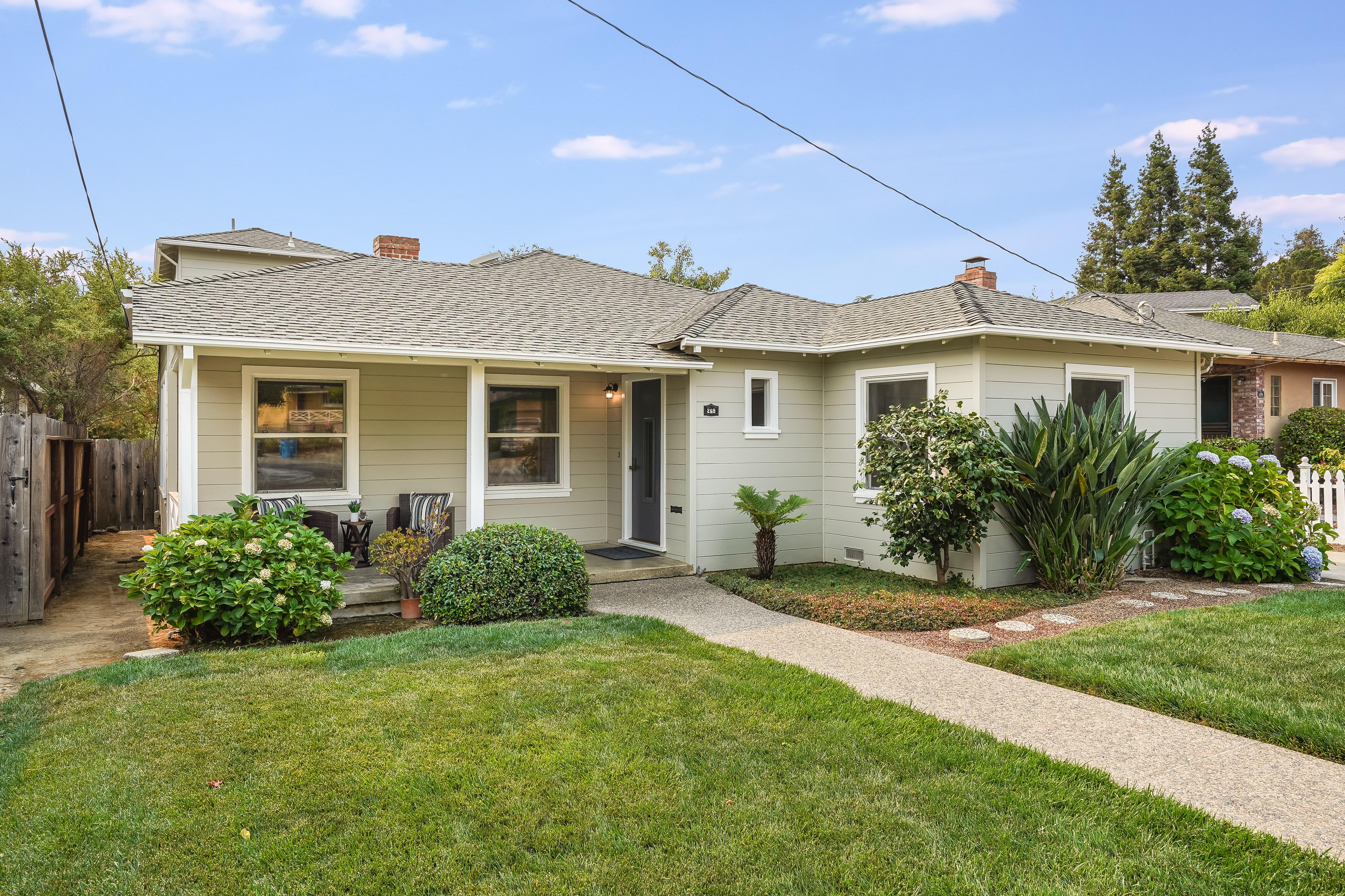 269 Edgehill Drive  San Carlos California 94070 photo