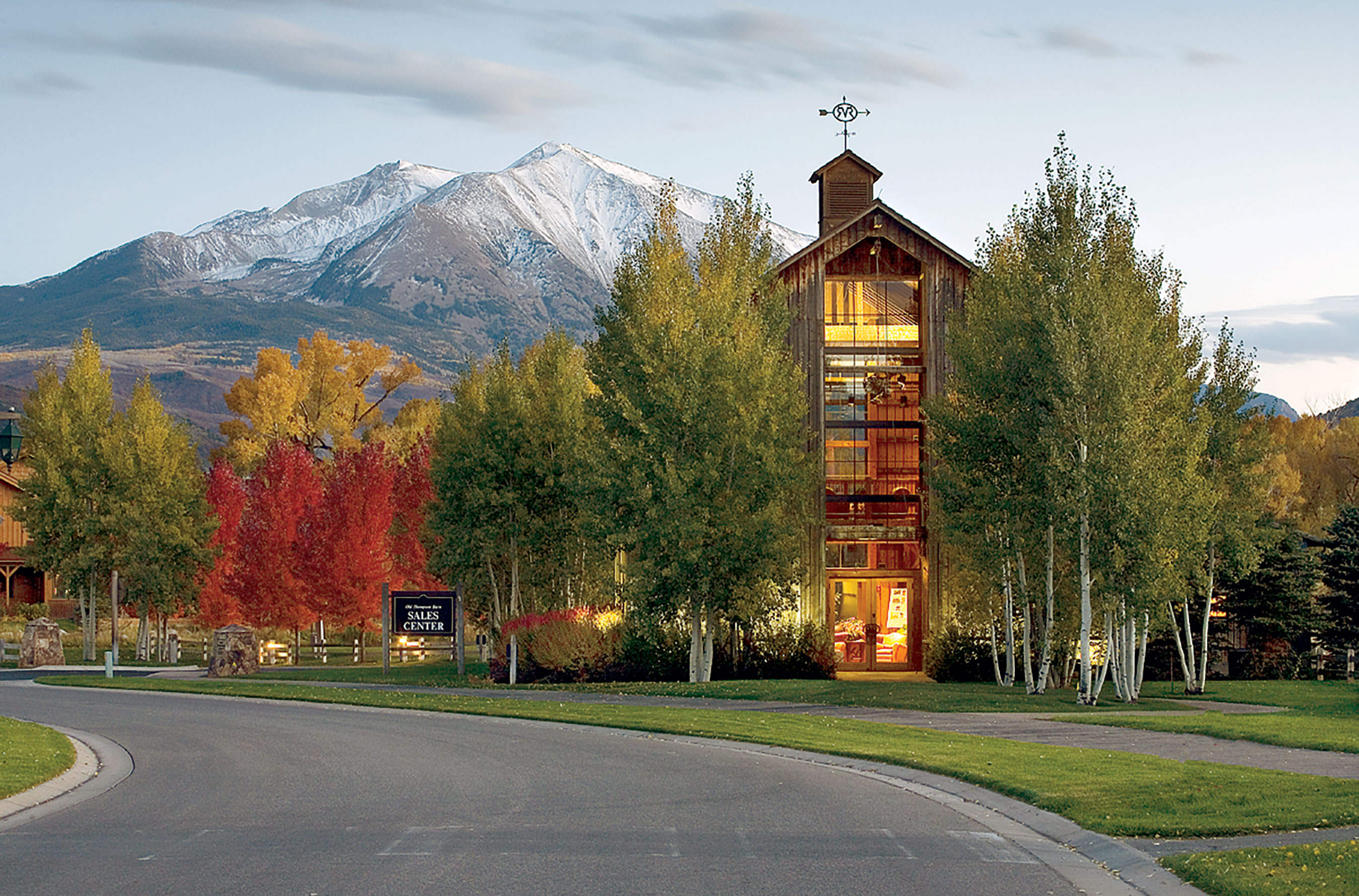 Carbondale River Valley Ranch Office Aspen Snowmass