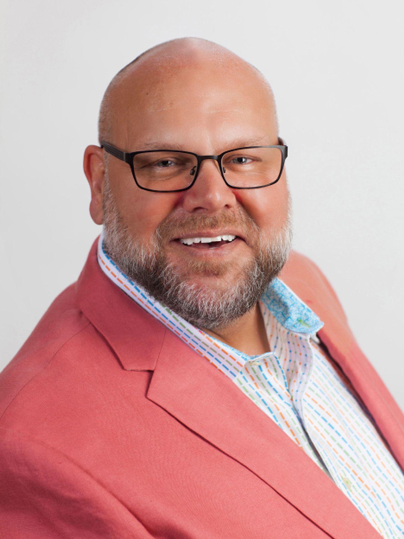 Keith Vanderlaan